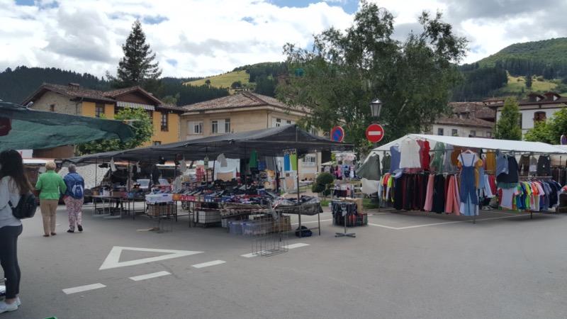 Mercado de Potes
